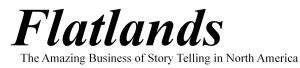 Flatlands Ausanga Font medium size image